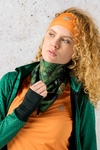 Thermoactive Triangular Scarf Pine - ATW-12L1
