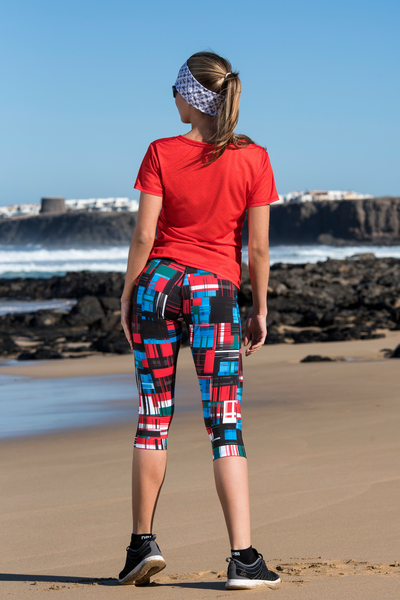 3/4 Leggings 4K Ultra HD Krado - OSTP-11S1