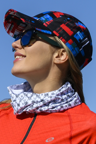 Summer Breathable Neck Warmer - ABL-9GT00