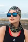 Summer Breathable Neck Warmer Selva Sand - ABL-11T1