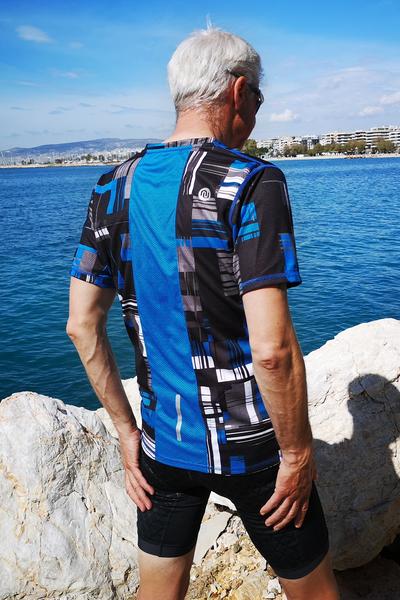 T-shirt Zip Krado - KMB-11S3