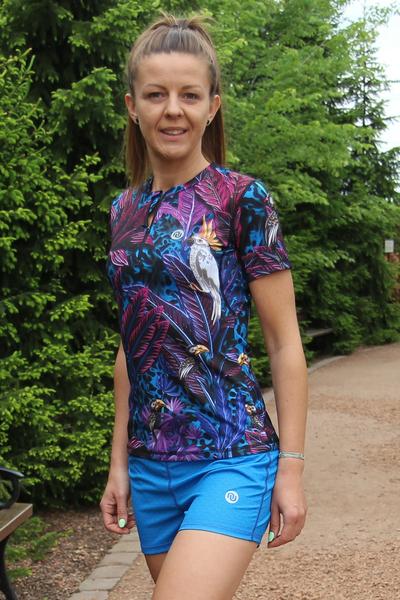 T-shirt Selva Blue - KSB-11T3