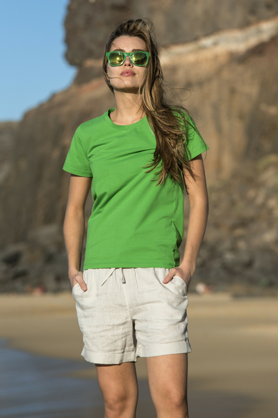 Ecocotton Green T-shirt - ITC-40