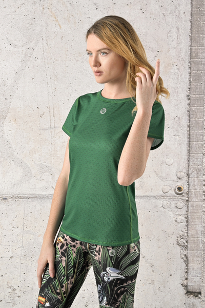 T-shirt Green Mirage - TSF-11X5