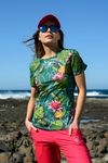 T-shirt Lily Pond - TSF-11Z1