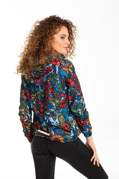 Membrane Jacket Mosaic Flora - MKD-11M4