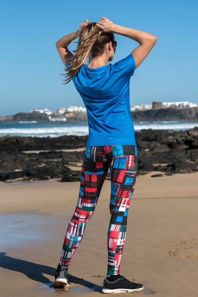 Running Leggings with a belt 4K UltraHD Krado - OSLP-11S1