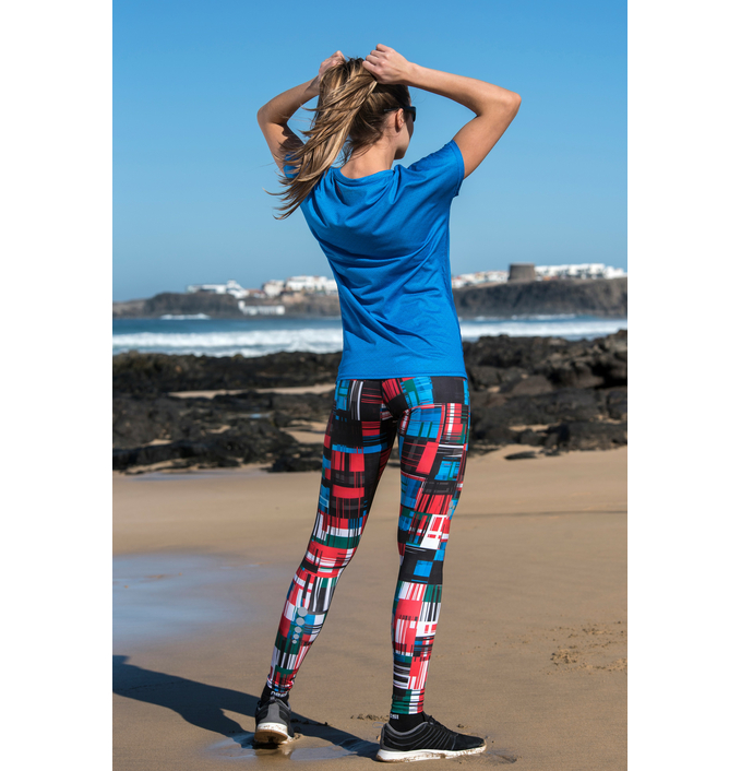 Running Leggings with a belt 4K UltraHD Krado - OSLP-11S1 - packshot
