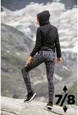Warm leggings 7/8 Grey Panther II - OLOV7-10K6 - packshot