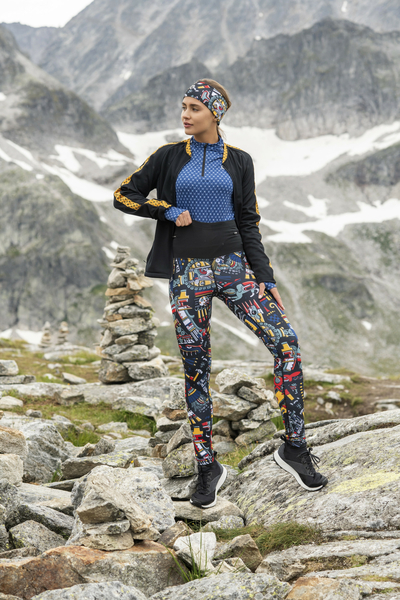 Running Leggings - OSLZ-10M4