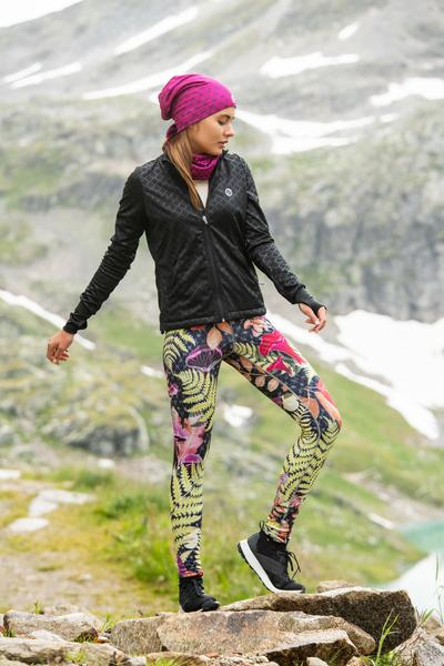 Warm leggings Black Forest - OLOV-10L2
