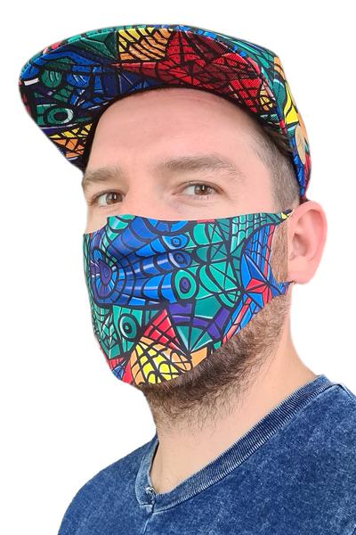 Mask Mosaic Lumo - MOH-12M4