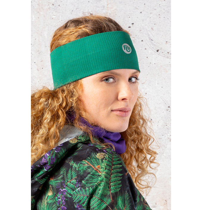 Headband Thermoactive Green - AON-50F - packshot