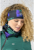 Headband Thermoactive Krado Purple - AON-12S6 - packshot