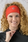 Headband Thermoactive Red Mirage - AON-11X4