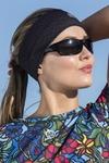 Ultra Headband Black Mirage - AOL-11X9