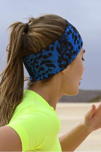 Ultra Headband Blue Panther - AOL-9K3