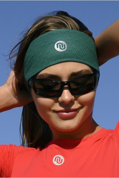 Stirnband Ultra Mirage Green - AOL-11X5