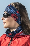 Ultra Headband Mosaic Gaja - AOL-11M5