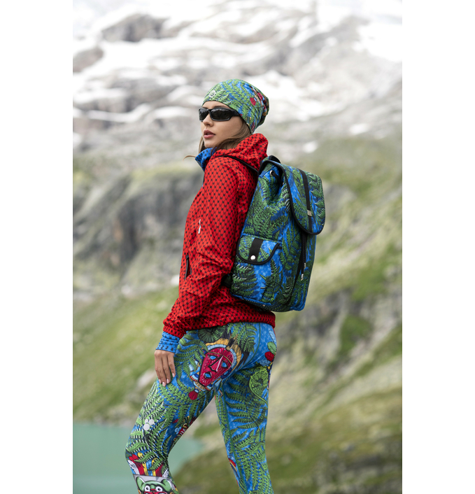 Sports Backpack Green Fern Unisex APL-10P1 - packshot