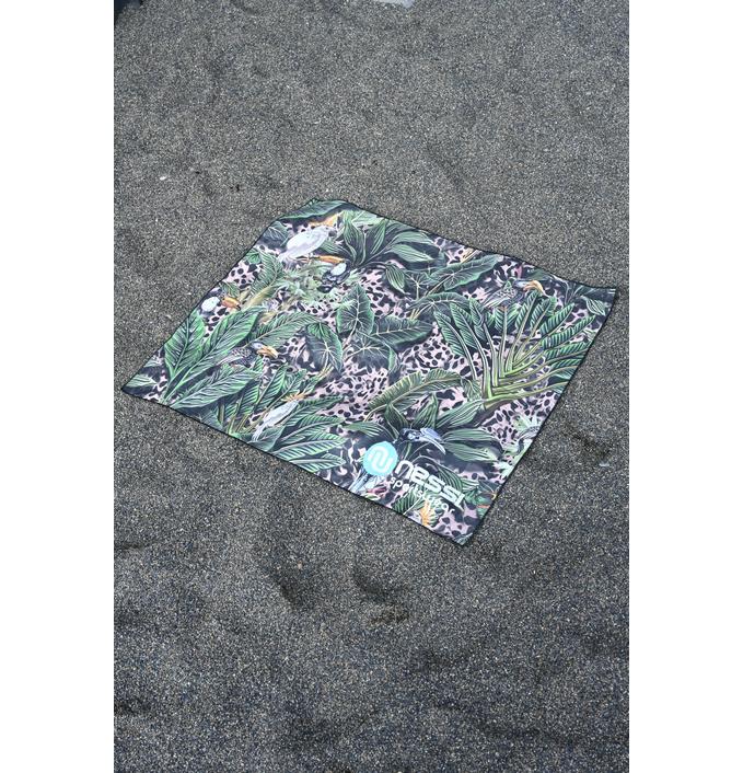 Microfiber towel Selva Sand - ARE-11T1 S  - packshot