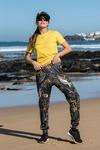 Light Sweatpants Selva Yellow - SDDC-11T2