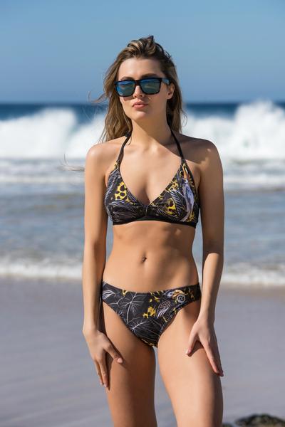Bikini briefs Selva Yellow - SJ2F-11T2