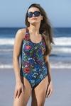 Swimsuit Mosaic Flora - SJK-11M4