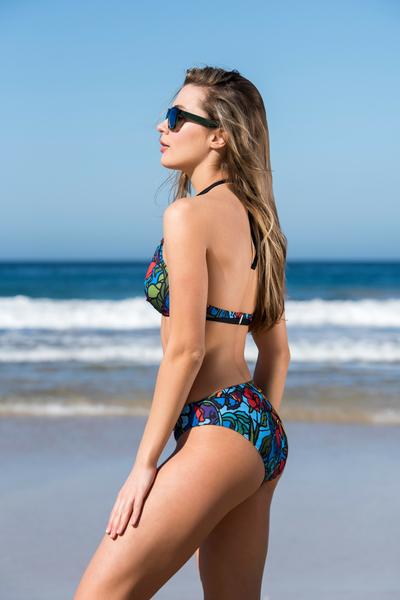 Stanik Bikini Mosaic Flora - SJ2S-11M4