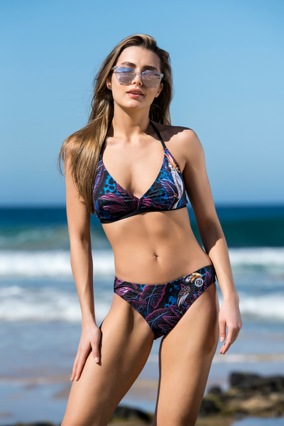Swimsuit Selva Blue - SJ2S-11T3