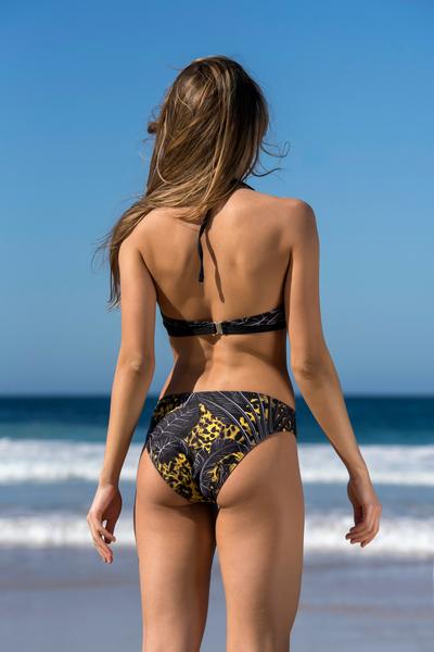 Bikini bra Selva Yellow - SJ2S-11T2