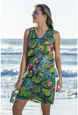 Summer Dress Lily Pond - OSS1-11Z1 - packshot