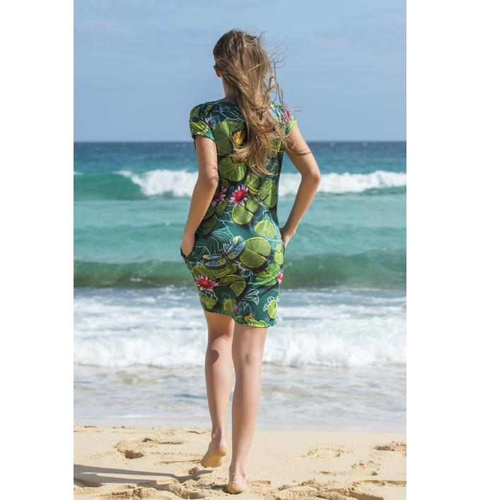 Summer Dress Lily Pond - OSS2-11Z1 - packshot