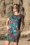 Summer Dress Mosaic Flora - OSS2-11M4