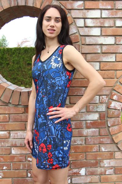 Summer Dress Mosaic Gaja - OSS1-11M5