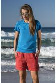 Linen shorts Bajo Red - ILB-20 - packshot