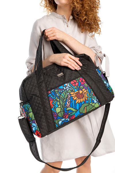 Sports bag Mosaic Flora ATS-11M4