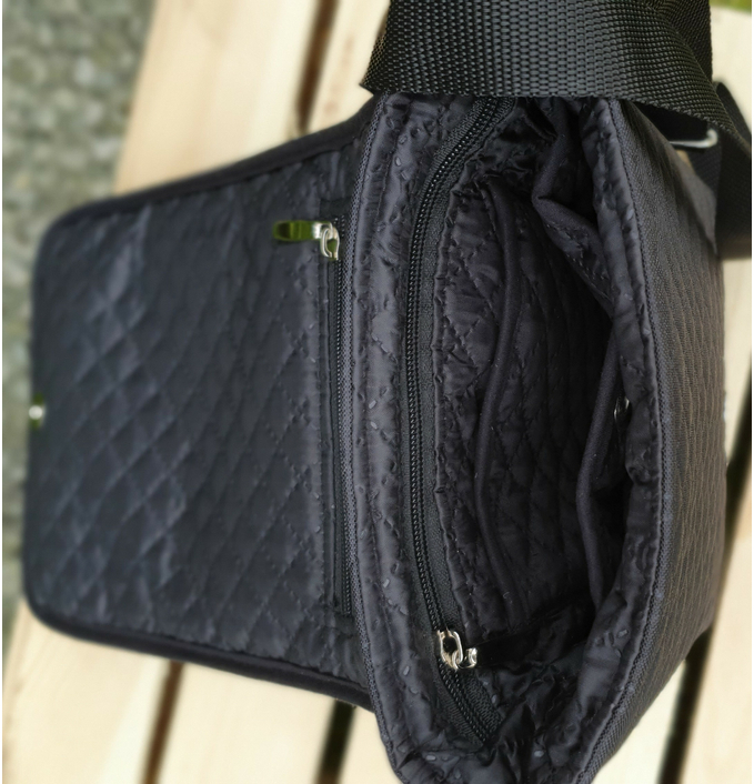 Messenger bag Galaxy Yellow  - TLR-9G1 - packshot
