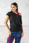 Bat T-shirt Black Mirage - OTD-11X91