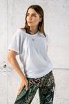Bat T-shirt Karbon White - OTDC-01