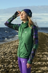 Ladies' sleeveless jacket Mosaic - HBD-1250T