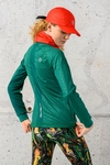 Training sweatshirt Shiny 2 Green - KBL-1250T