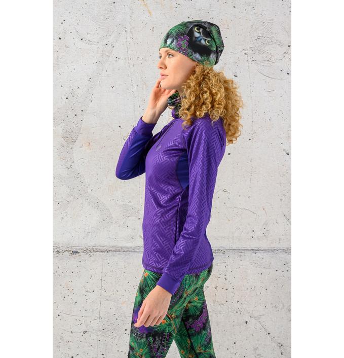 Training sweatshirt - Shiny 2 Purple KBL-1260T - packshot