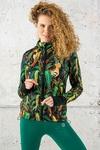 Ladies zipped hoodie Corn - HRDK-12C1