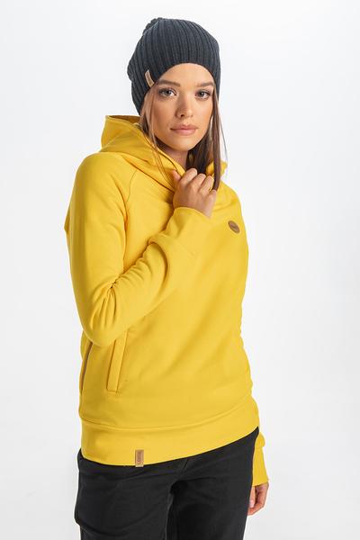 Bluza Z Kapturem Kayo Yellow - OKYD-10