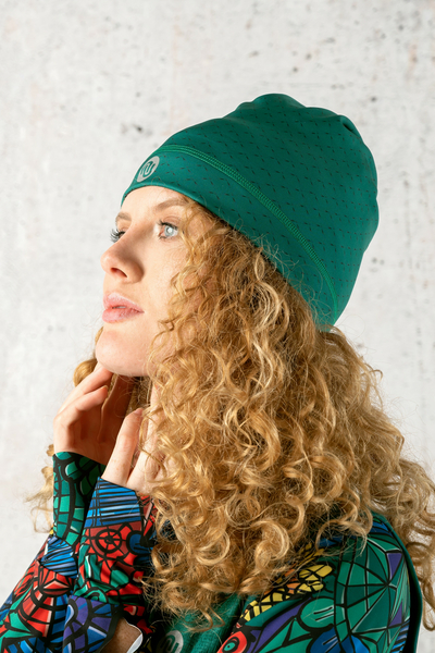 Hat double-sided Pine - Green Mirage - ACI-21