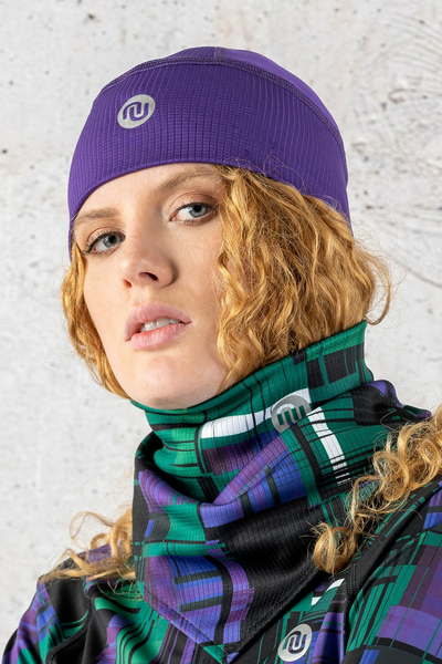 Hat Thermoactive Purple - ACZ-60F