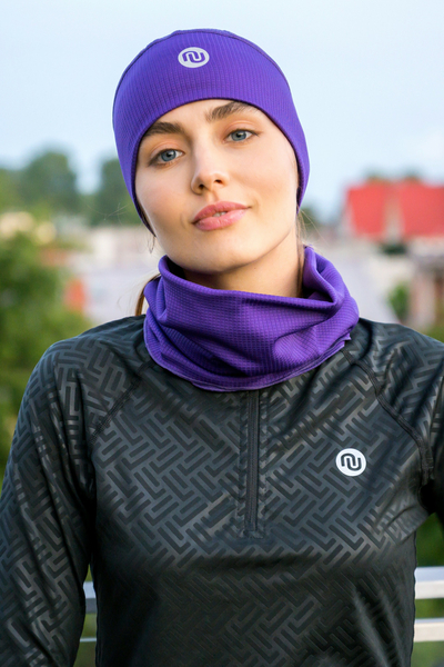 Cap Thermoactive Purple - ACZ-60F