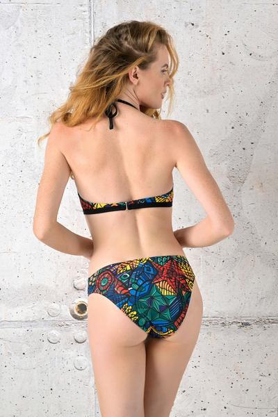 Bikini briefs Mosaic Lumo - SJ2F-12M4