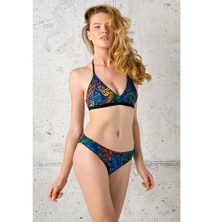 Bikini briefs Mosaic Lumo - SJ2F-12M4 - packshot